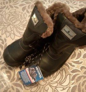 Новые зимние ботинки Неогард