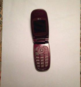Телефон LG KG370