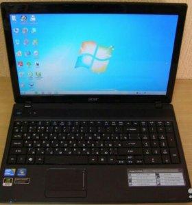 Игровой ноутбук Acer Aspire 5742g