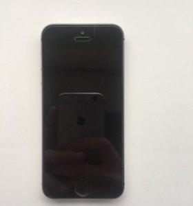 Айфон 5s на 16гигов