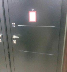 Металлические. Двери