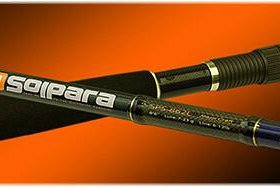 Спиннинг Major Craft Solpara SPS-1002M