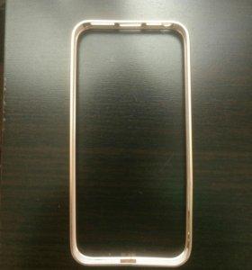 Рамка на айфон 5, 5s
