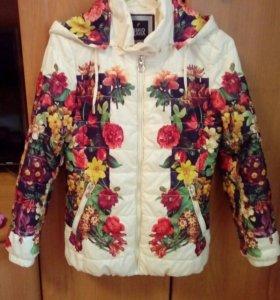 Куртка подростковая (димесезонняя)