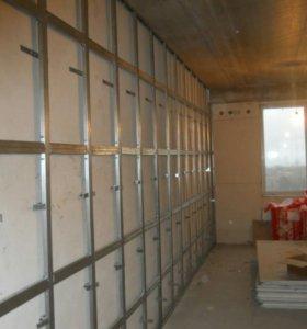 Отделка и ремонт квартир, домов и офисов