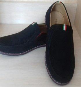 Туфли подростковые 39