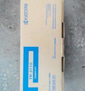 картридж kyocera tk-3110 оригинал новый