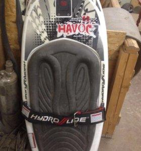Прицепная доска для сёрфинга на коленях