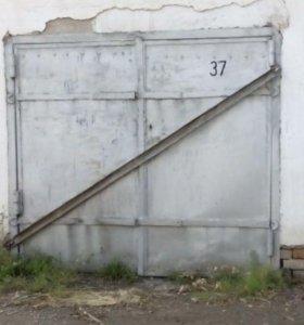 Капитальный гараж 18 м2