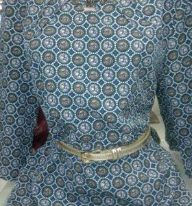 Красивая стильная блузка