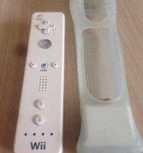 Оригинальный Wii Remote + Wii MotionPlus