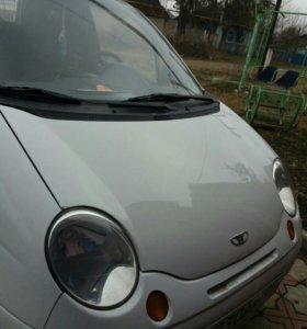 Daewoo Matiz 0.8МТ