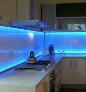 светодиодная лента LUX RGB (многоцветная)