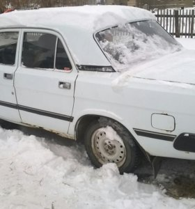 Волга 3110 на разбор