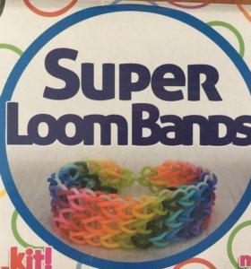 Набор для плетения loom bands 600 шт