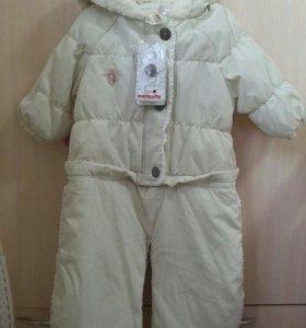 3в1 Новый Комбинезон трансформер (куртка, мешок)