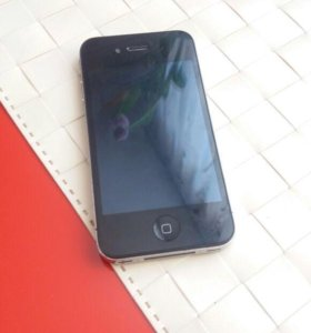 Айфон 4 black