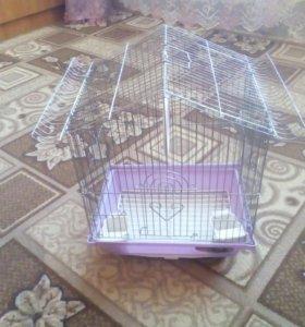 Клетки для грызунов!