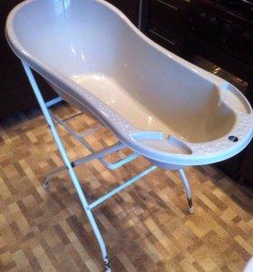 Ванночка, подставка, горка, пеленальный столик