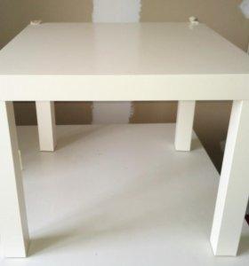 Ikea, столик 55*55 см.