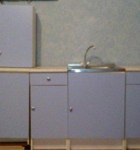 Кухонный гарнитур IKEA.