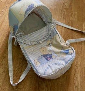 Переноска для ребёнка Cambrass (Испания)