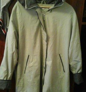 Куртка-Ветровка новая