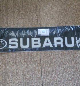 Subaru наклейка на лобовое стекло