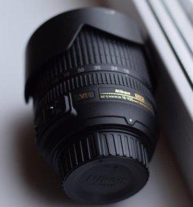 Nikon Nikkor18-105mm f/3.5-5.6G AF-S ED DX VR.