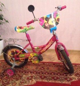 Детский велосипед, для мальчика