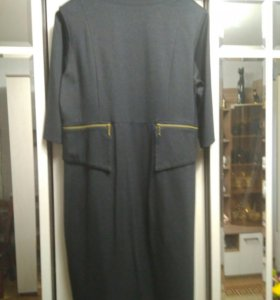 Платье 56-58 р