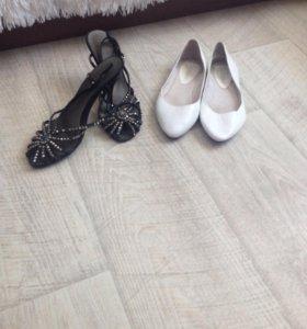 Продаю красивые босоножки и балетки
