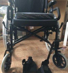 Продам кресло-коляску, не б/у-новая