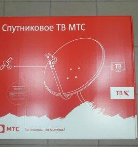 Спутниковое ТВ от МТС с интернетом