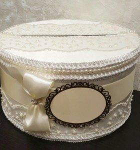 Сундук на свадьбу