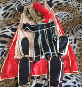 Карнавальный костюм воина