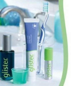 Зубная паста Glister