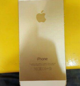 Apple IPhone 5s gold 16g