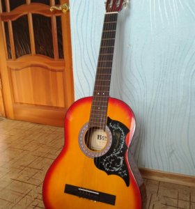 Продам срочно Гитара Best Wood MCA-101/1/CS(акусти