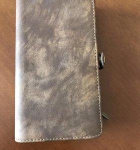 Чехол- кошелёк для iPhone 7+