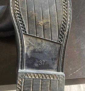 Резиновые сапоги Oysho, р 37