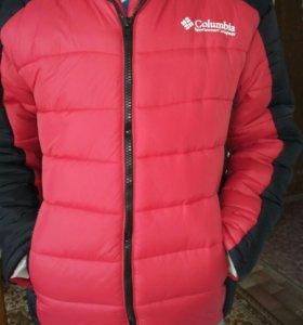 Куртка пухавик