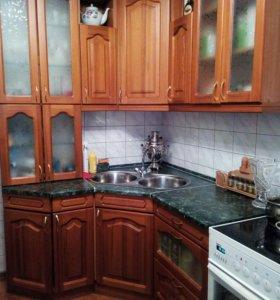Кухонный гарнитур. Ангар.сосна