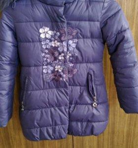 Куртка- пуховик зимний