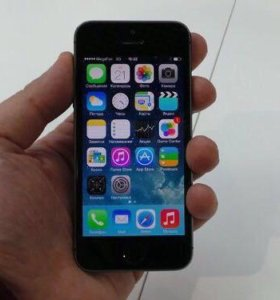 Т-н iPhone 5s