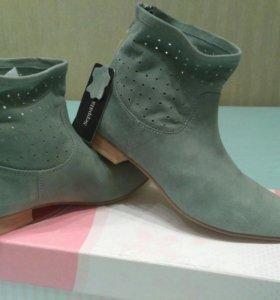 Новые ботинки, обувь женская👠👠