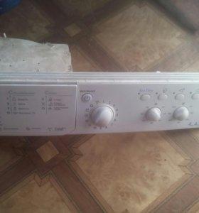 Панель на стиральную машинку indezit