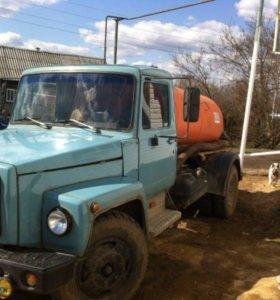 Продаю ассенизатор газ 3307 1992 г.