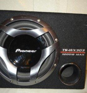 Сабвуфер Pioneer TS-WX303