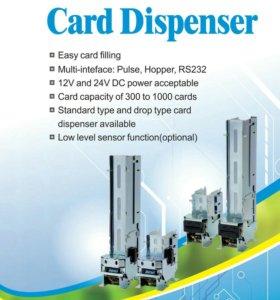 Плата управления диспенсера карт ICT